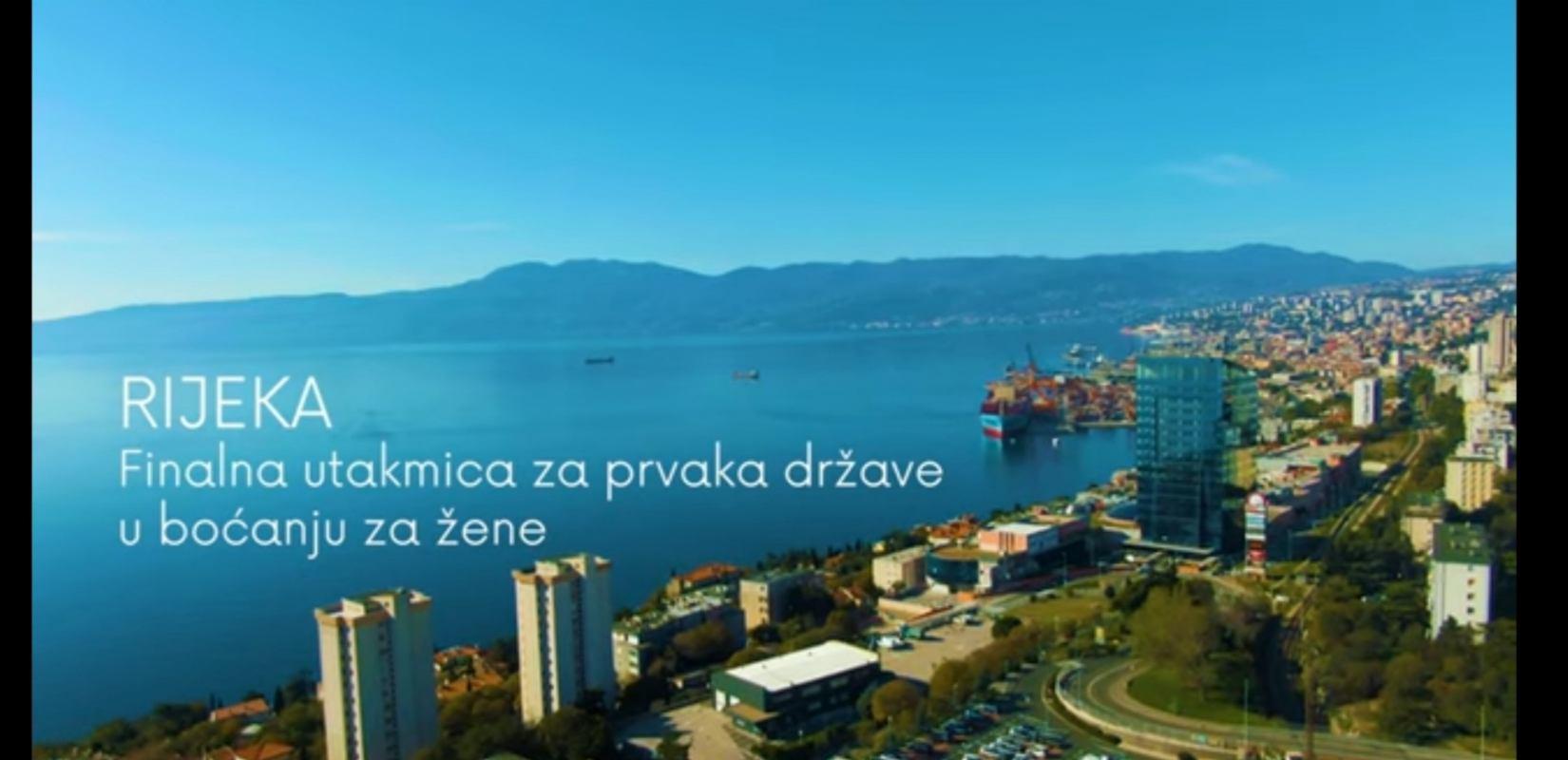 Reportaža sa završnice Hrvatske ženske boćarske lige