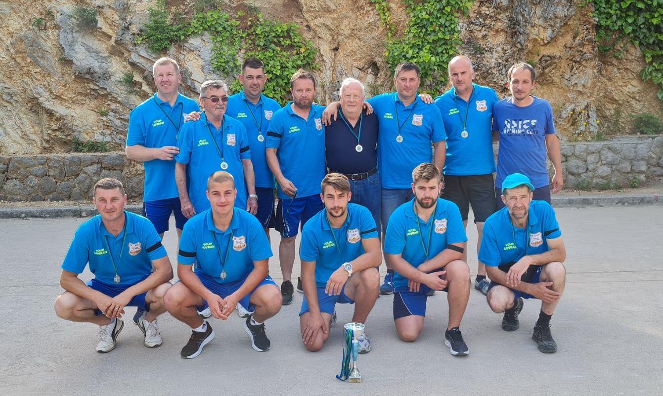 BK Liganj prvak 3.županijske lige - zapad