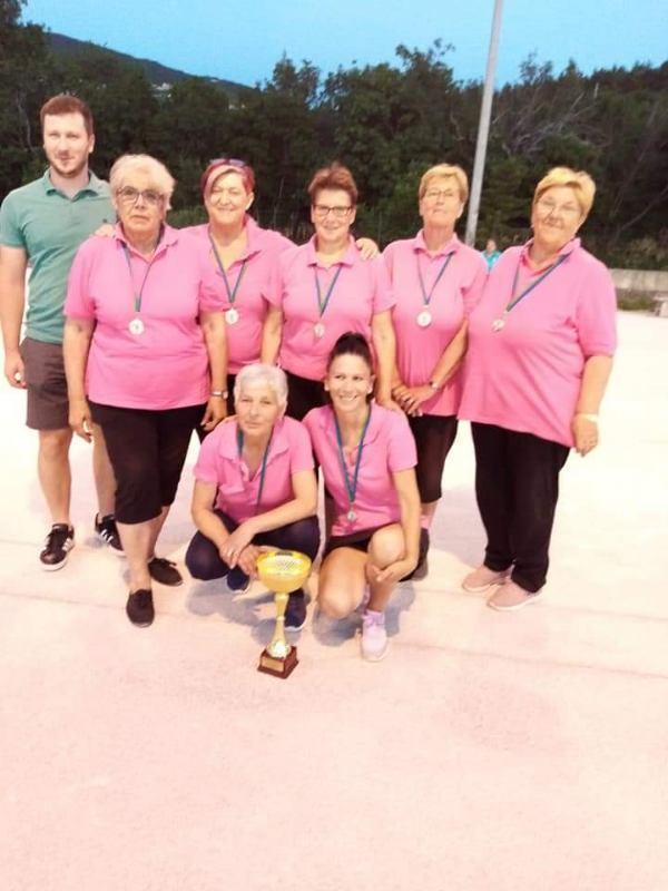 Boćarice Škrljeva prvakinje ženske županijske lige