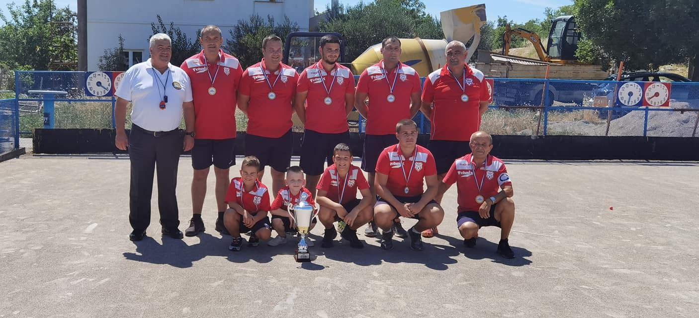 BK Gornji kraj-Ladvić prvak 3.HBL-Istra-primorje