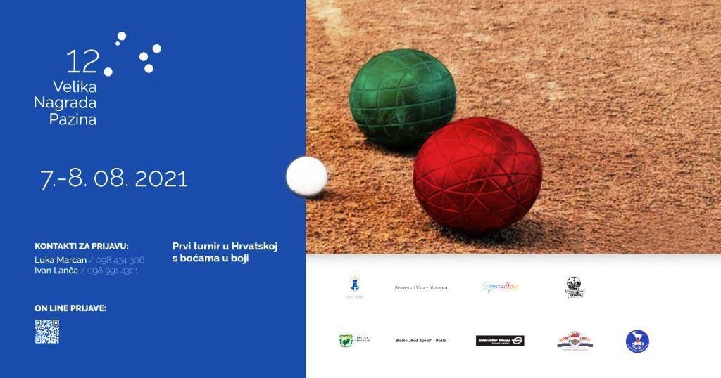 Velika nagrada Pazina - međunarodni turnir parova