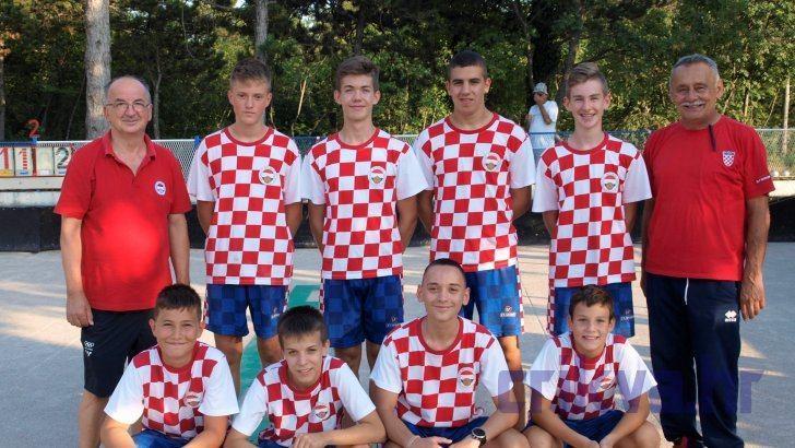 Kadeti Hrvatske bolji od Slovenije i u Jadranovu