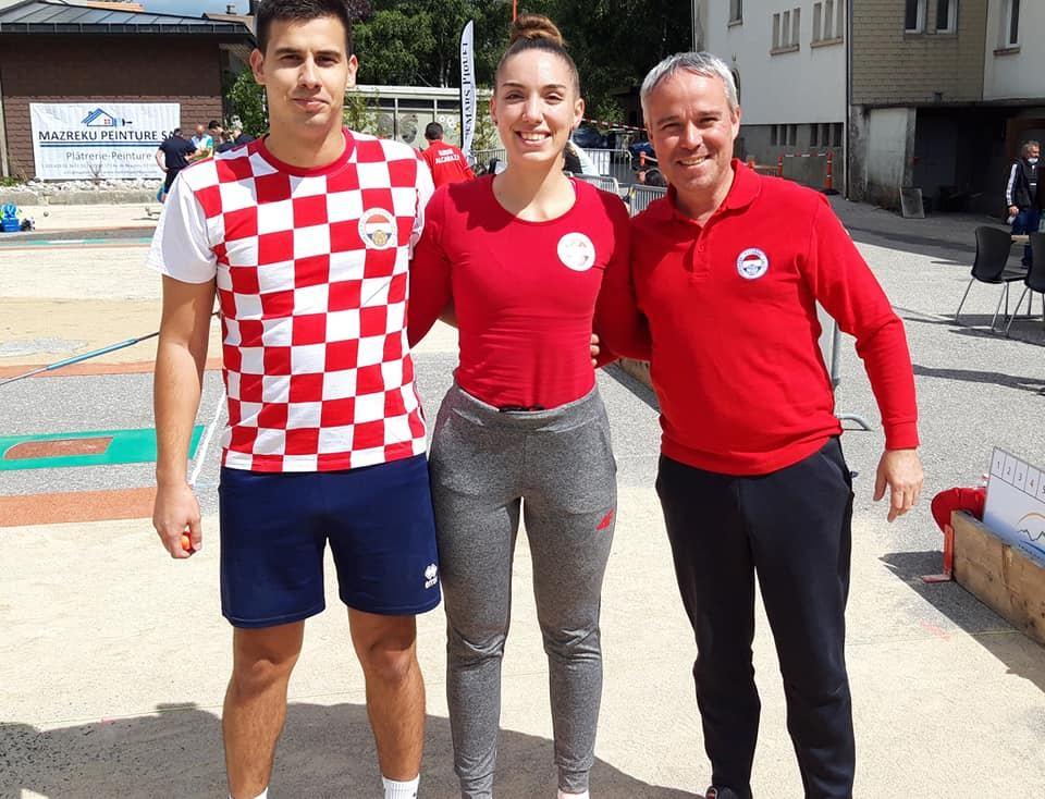 Carrolina Bajrić i Kalo Šaban najbolji na turniru mješovitih štafeta