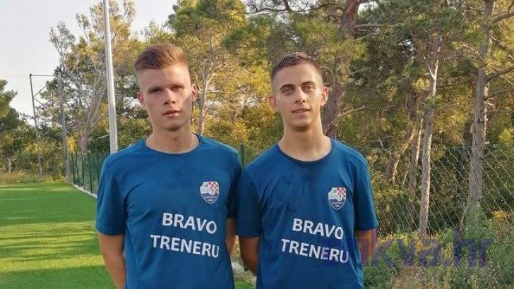 Filip Klarić i Lovro Šipek postavili novi hrvatski juniorski rekord u štafeti!