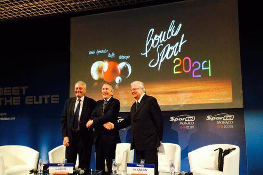 Kandidatura boćarskih sportova za OI 2024