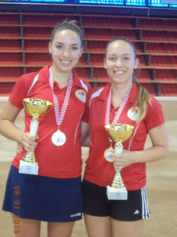 PRVENSTVO HRVATSKE - KADETI (U15) i JUNIORKE (U18)