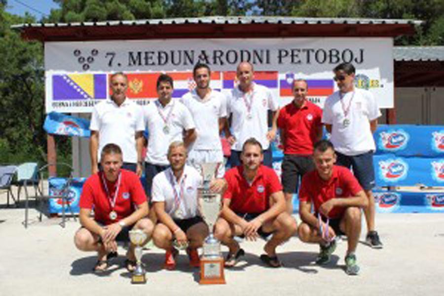 Hrvatska peti puta pobjednik