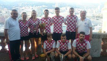 Uspješan nastup Hrvatske u Monacu