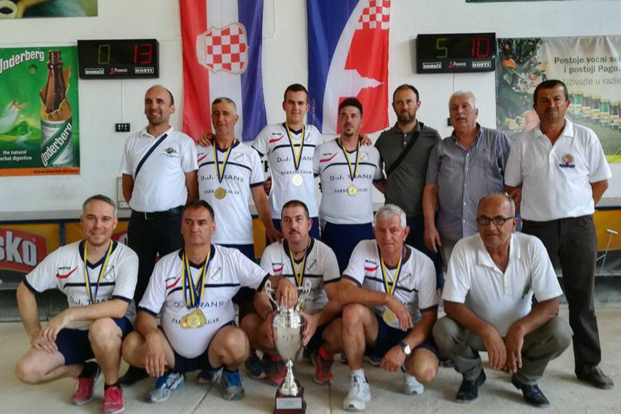 BK Mario Gennari pobjednik Kupa Europe C2
