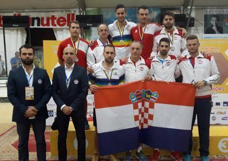 Hrvatska osvojila pet medalja na SP u Casablanci