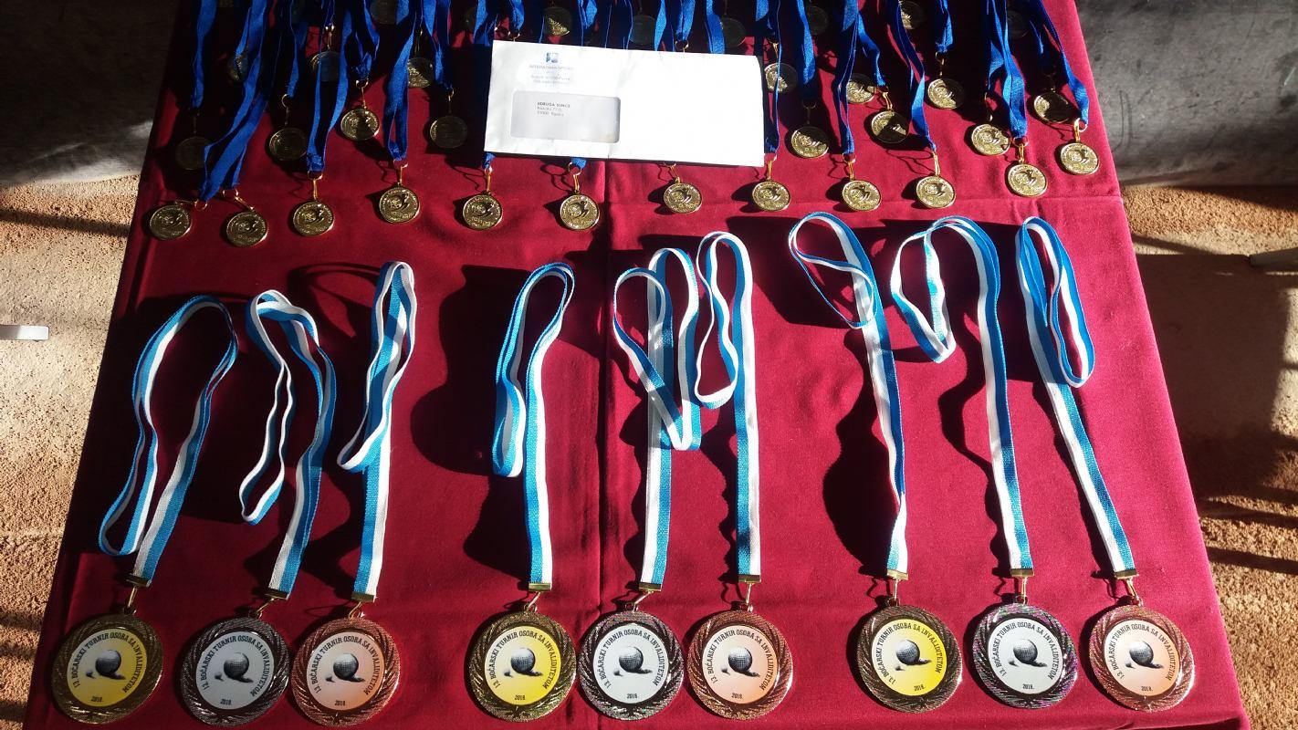 13. boćarski turnir za osobe s invaliditetom