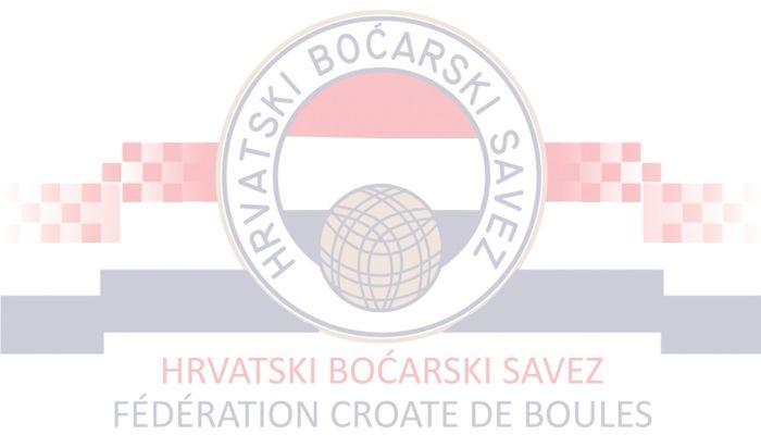 Privremeni kalendar natjecanja za 2019. godinu
