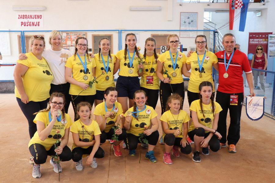 Bievre Isere pobjednik Kupa europskih prvakinja