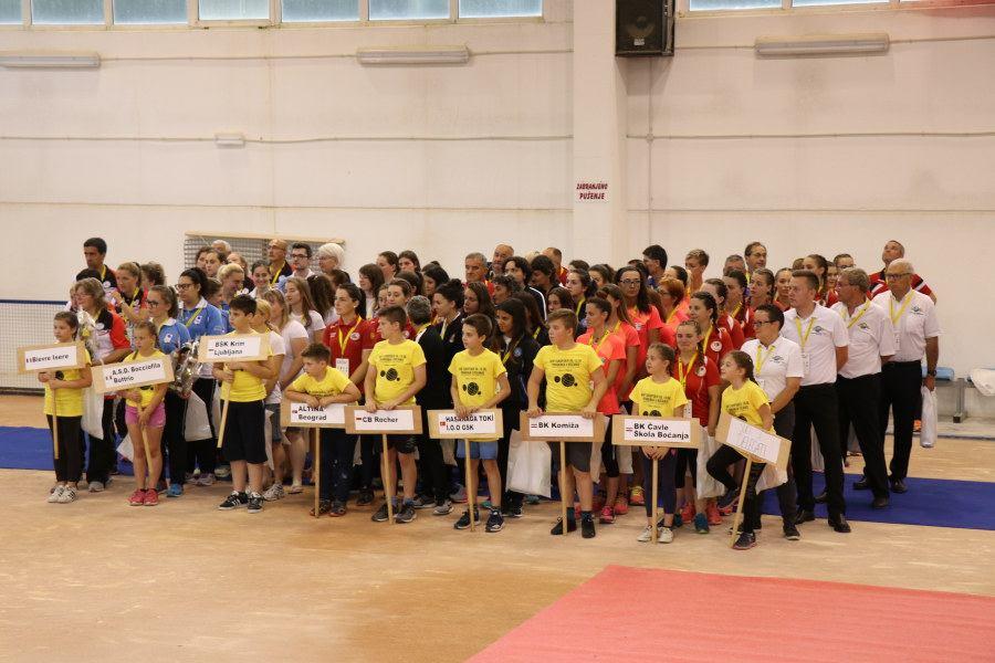 Kup europskih prvakinja na Čavlima