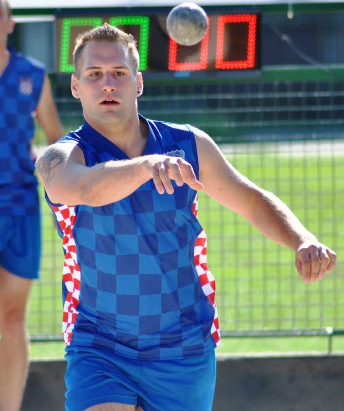 Leo Brnić izjednačio hrvatski rekord u brzinskom izbijanju