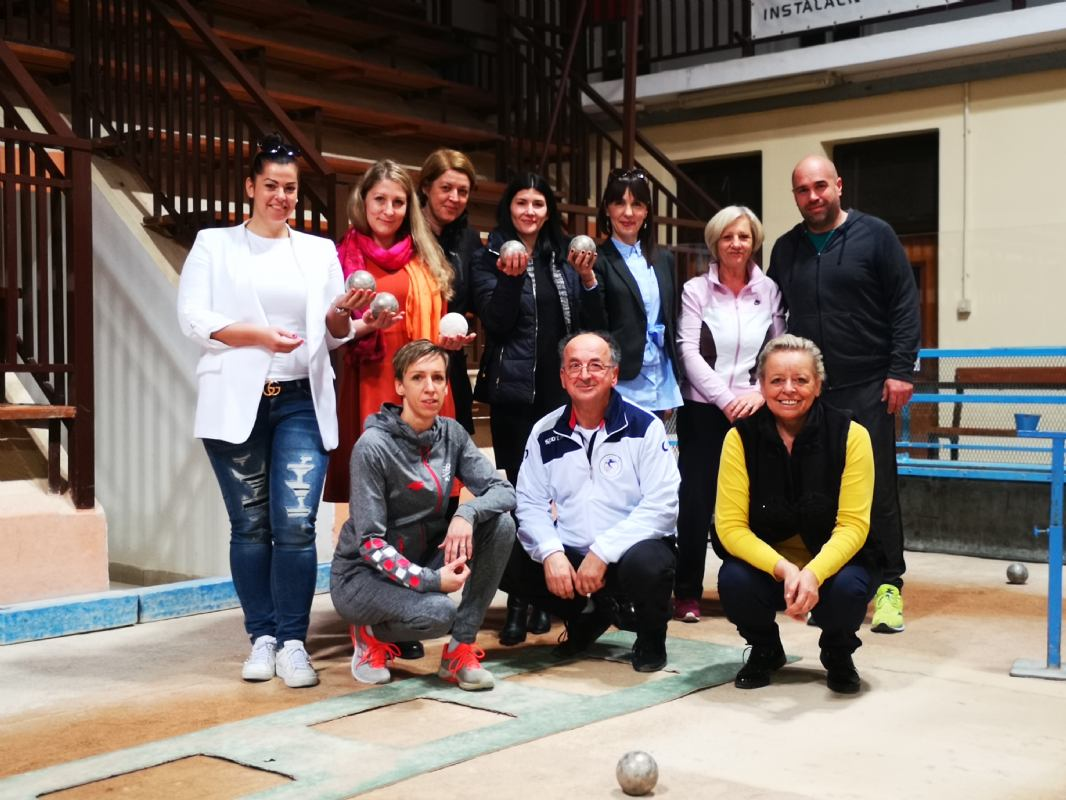 "Predstavljen europski projekt ""Bocce together, active forever"""