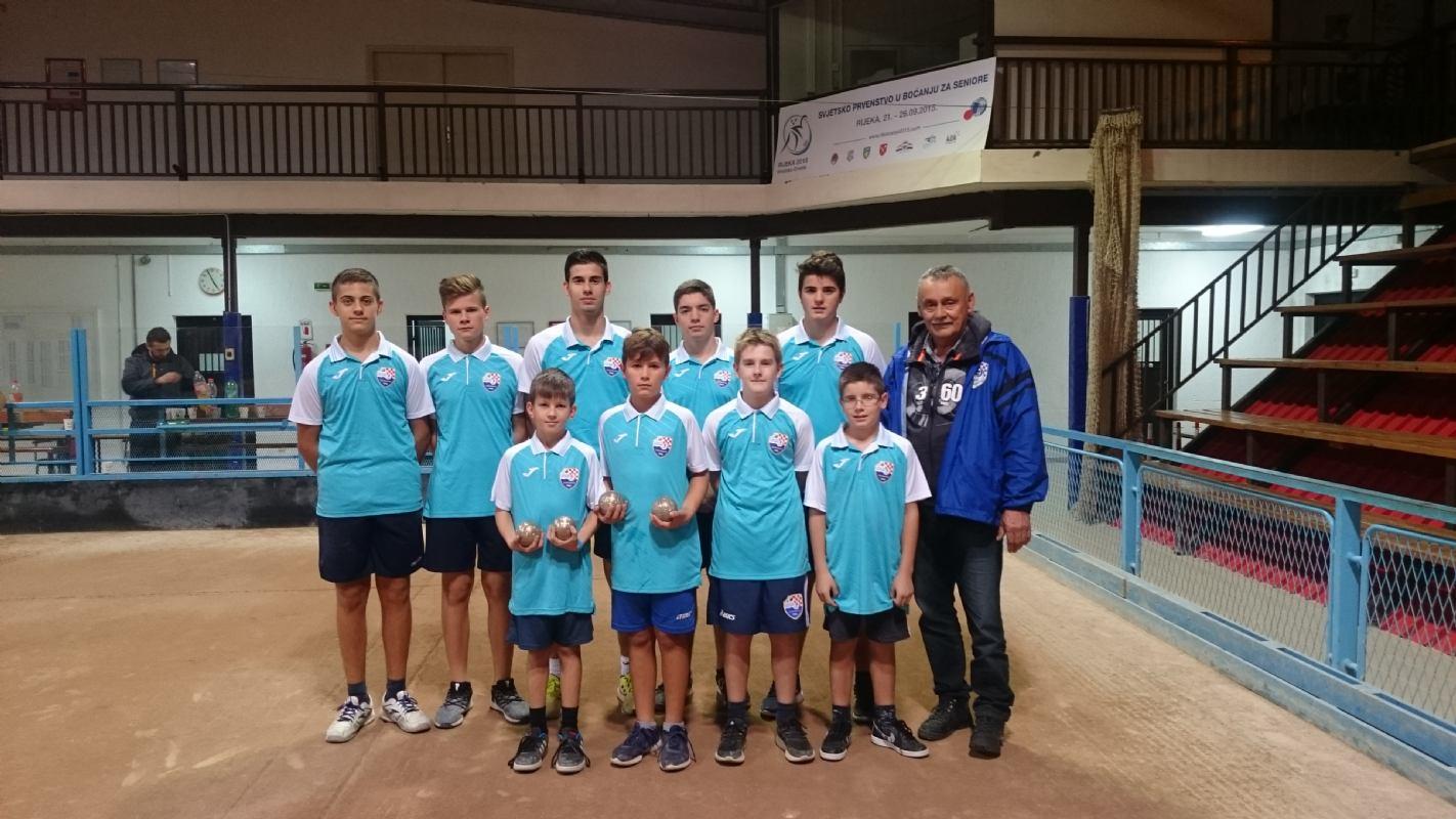 Završila je Hrvatska juniorska liga Sjever
