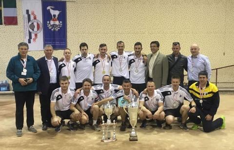 Istra Poreč novi je državni prvak Hrvatske za sezonu 2018./2019.