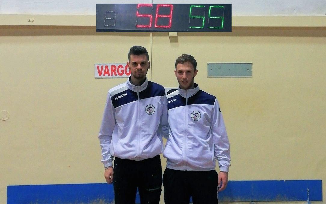 Novi hrvatski rekord u štafetnom izbijanju U23
