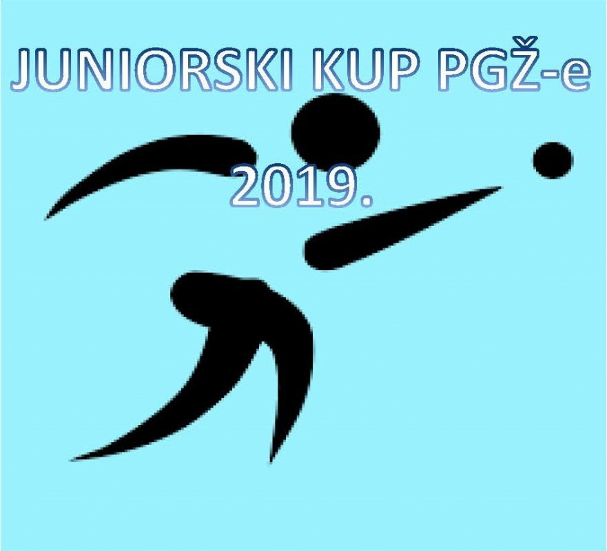 JUNIORSKI KUP BS PGŽ-e