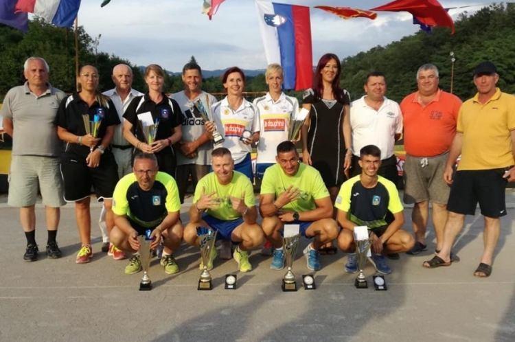 Janžić i Tonejc, te Jelovica i Grubiša pobjednici turnira Boće open Klana