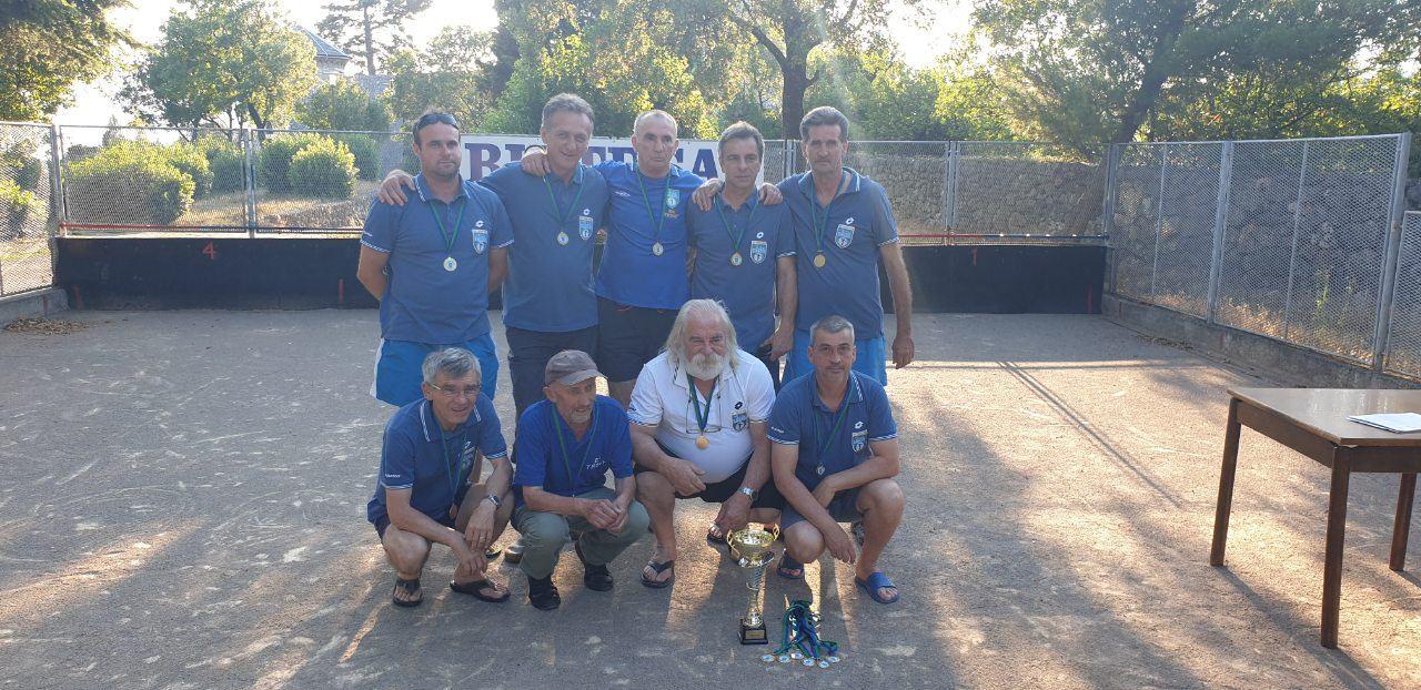 Trsat prvak 2.županijske lige