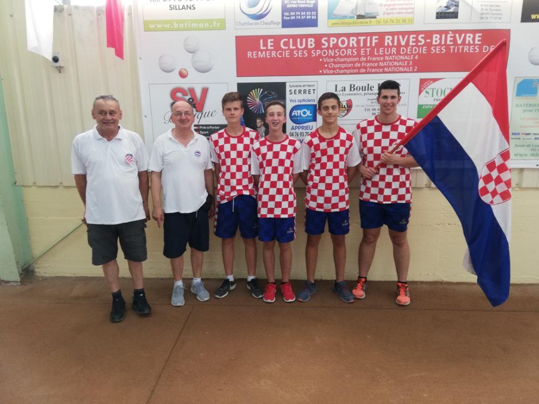 Lovro Šipek i Filip Klarić postavili novi juniorski rekord Hrvatske