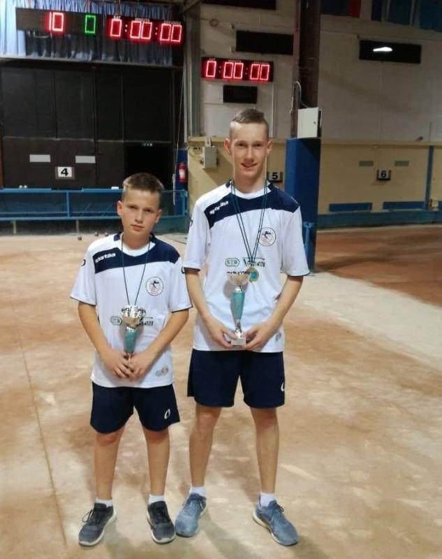 Odigrane su i posljednje dvije discipline prvenstva županije za juniore