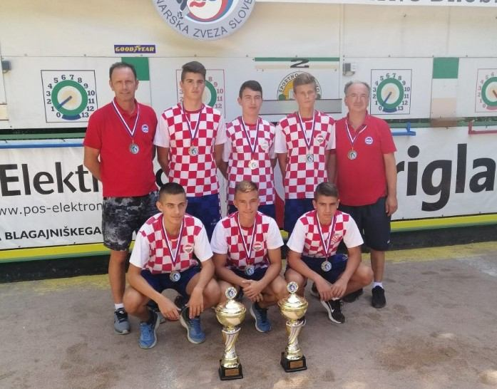 Hrvatski kadeti osvojili turnir u Sloveniji