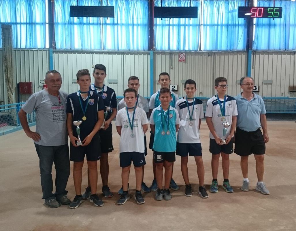 Završeno je kadetsko prvenstvo P-G županije uz novi državni rekord