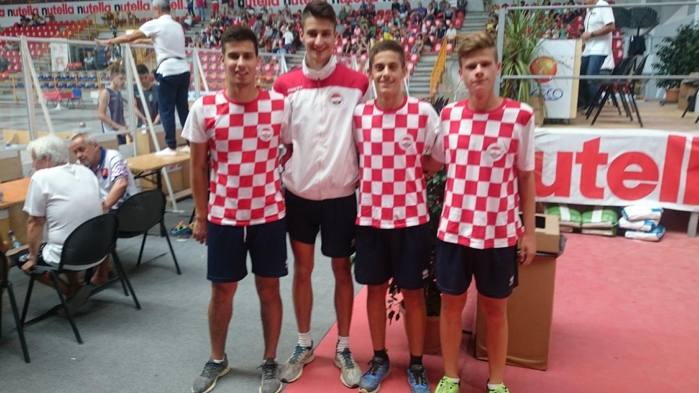 Osigurana tri polufinala na Svjetskom prvenstvu za juniore i mlađe seniore