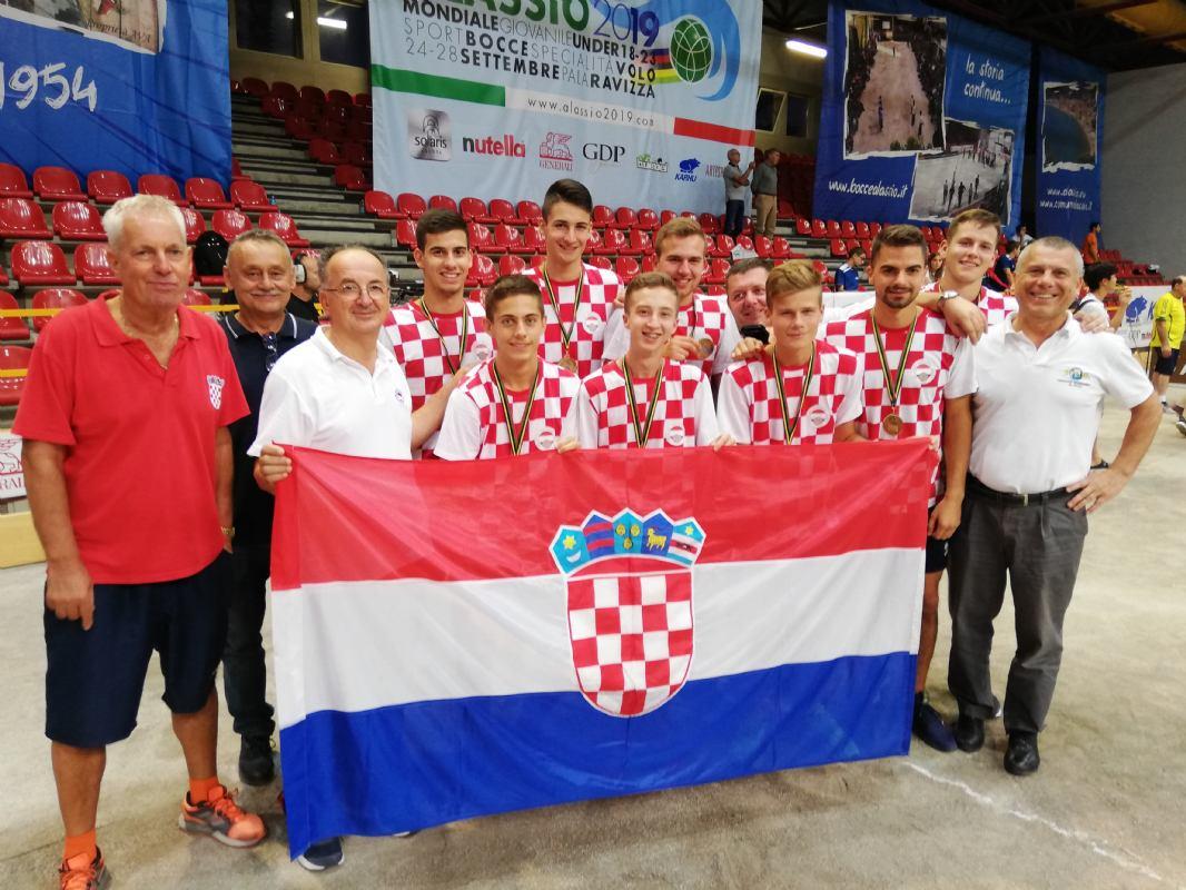 Hrvatski reprezentativci osvojili pet bronci na SP za juniore i mlađe seniore