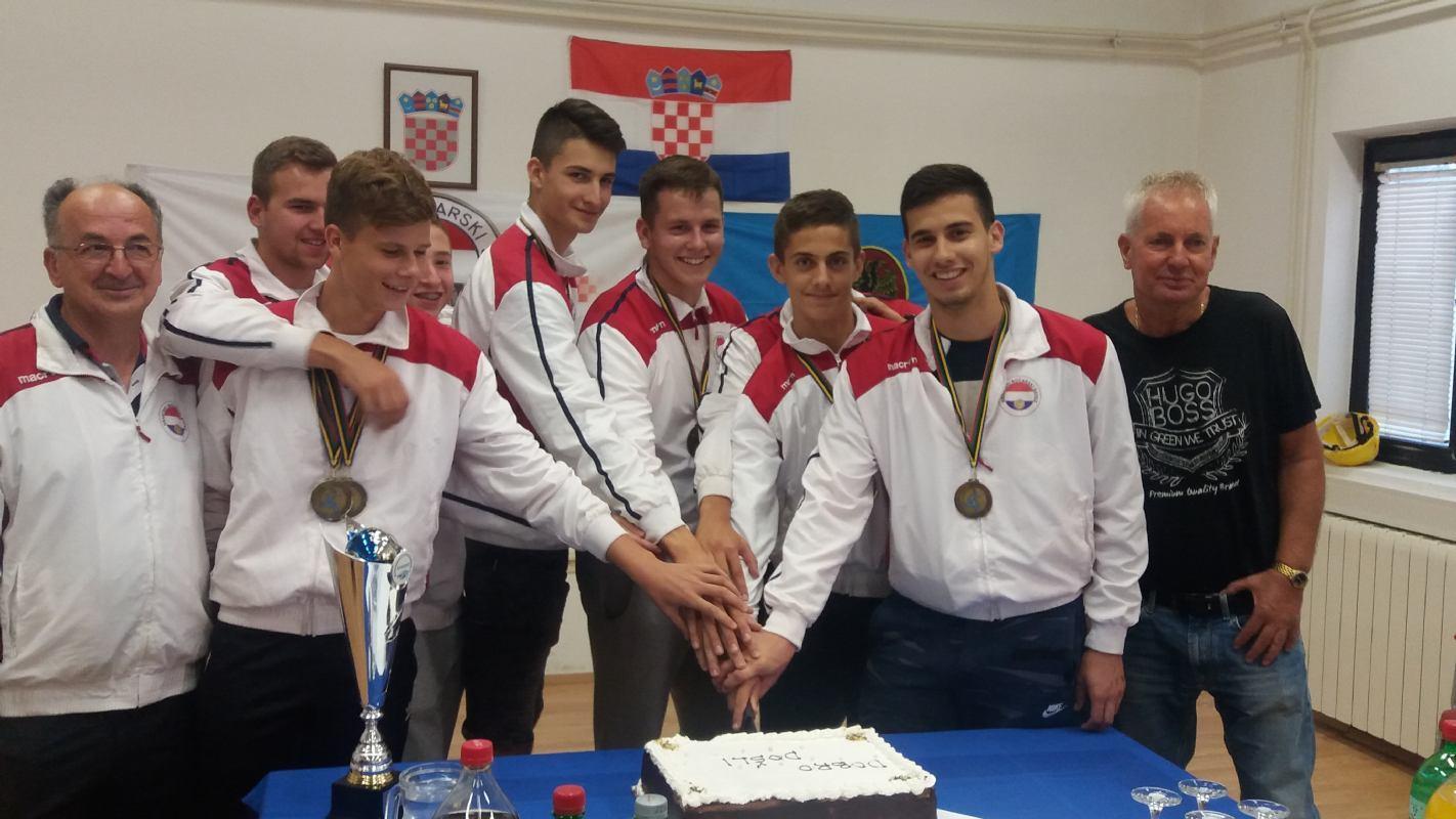 Svečani doček za brončane boćare sa SP U-18 i U23