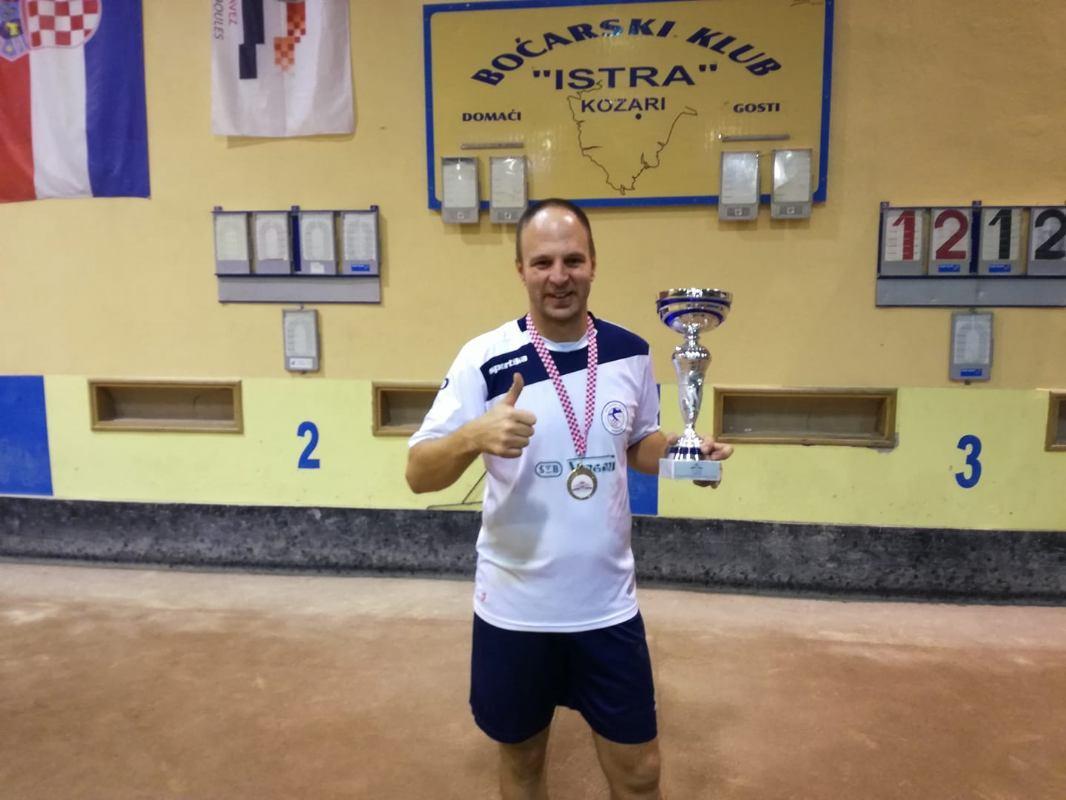 Davor Jelovica prvak države u pojedinačnom klasičnom