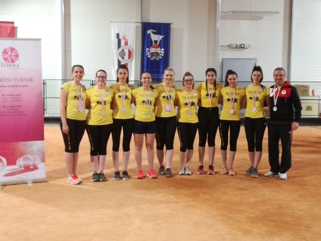 Kreće 1. Hrvatska ženska liga