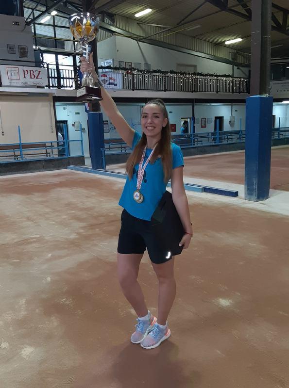 Carrolina Bajrić najbolja na turniru SUPER 8