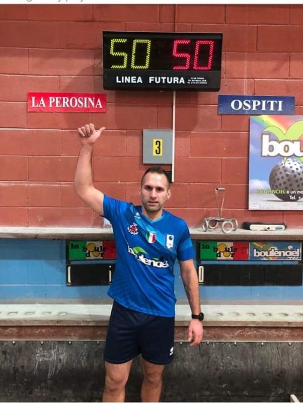Leo Brnić novi svjetski rekorder
