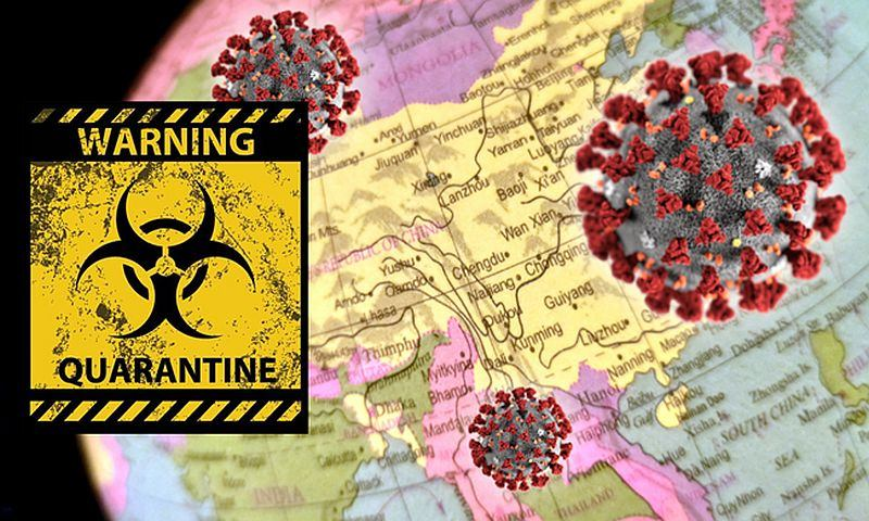 Problem širenja korona virusa