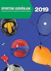 Sportski godišnjak Zajednice sportova PGŽ za 2019.