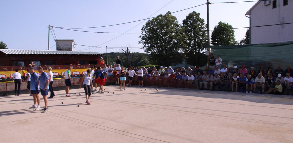 Održavanje sportskih natjecanja uz prisustvo gledatelja