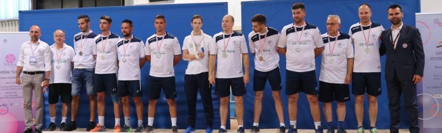 BK Vargon viceprvak Hrvatske