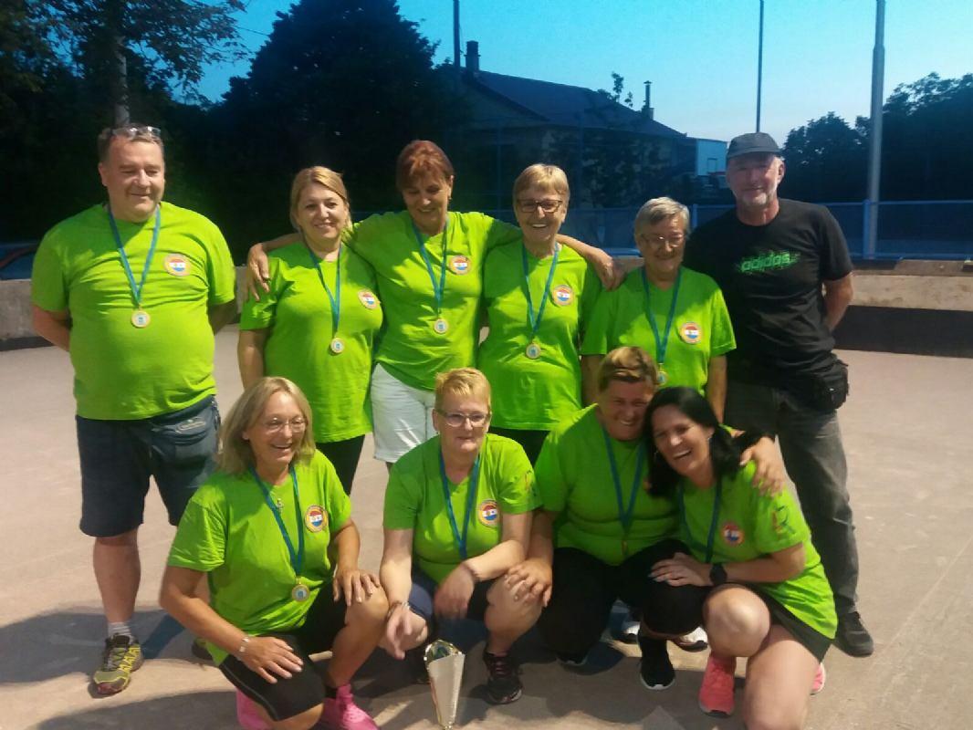 ŽBK KASTAV prvakinje ženske županijske lige