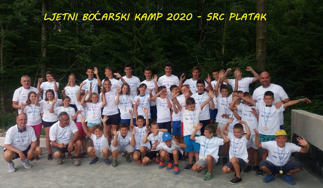 LJETNI BOĆARSKI KAMP 2020.