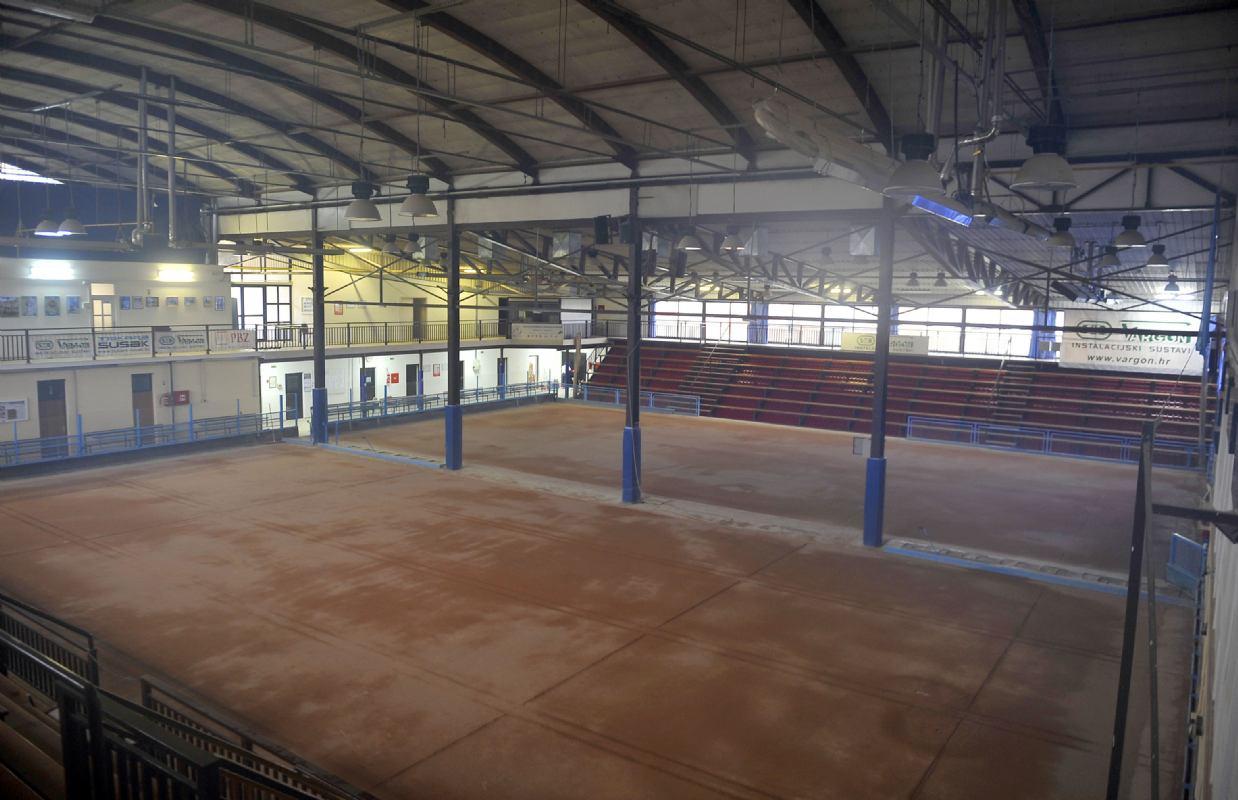 Dopušteno treniranje u dvoranama i natkrivenim terenima