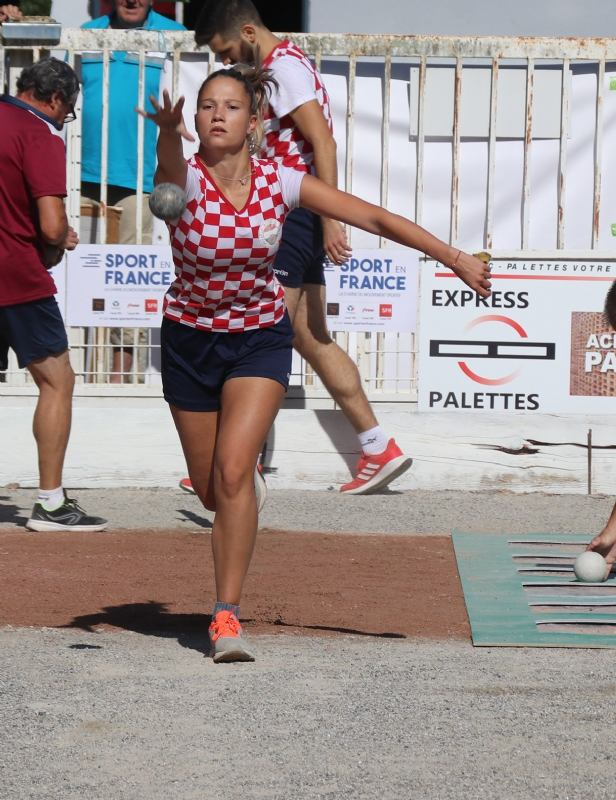 Ria Vojković - nova državna rekorderka u brzinskom izbijanju